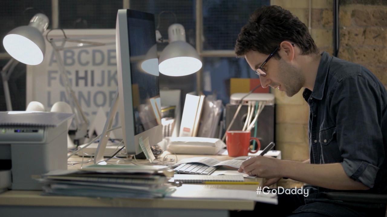 GoDaddy: 'Working'