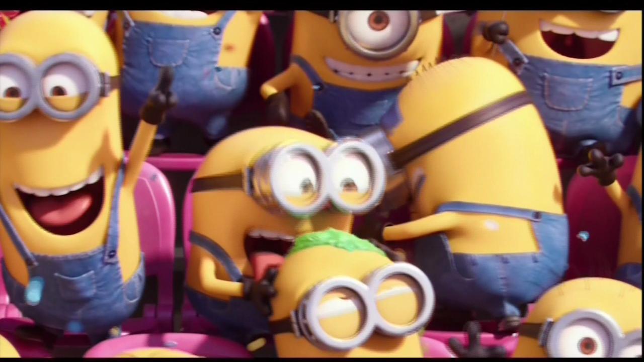 """Trailer: """"Minions"""""""