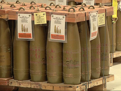 U.S. to destroy largest remaining chemical weapons cache