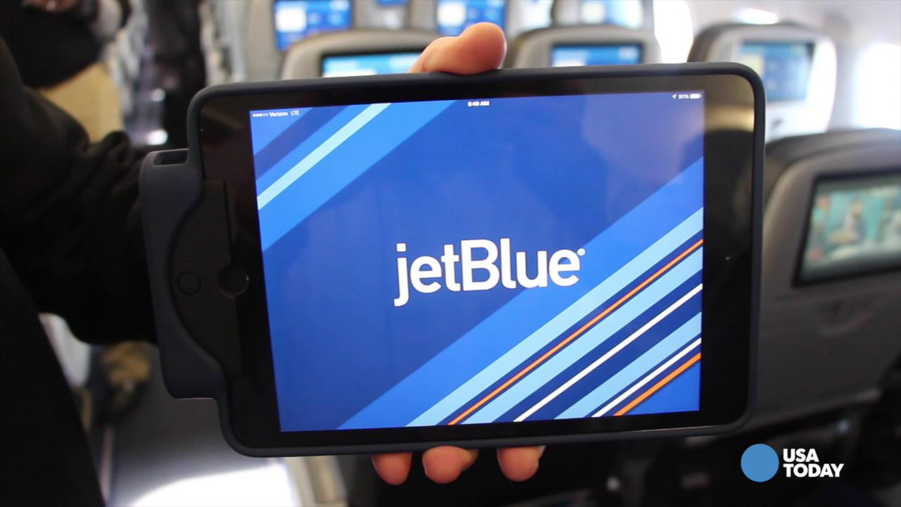 Ed Baig talks Apple Pay with JetBlue's Rachel McCarthy