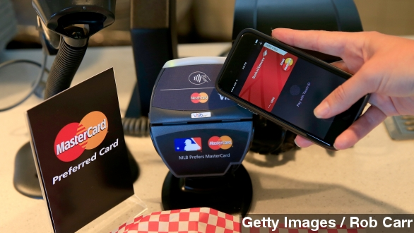 Government's deal with Apple Pay is big
