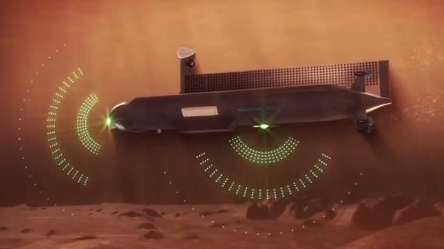 NASA submarines designed to explore Titan