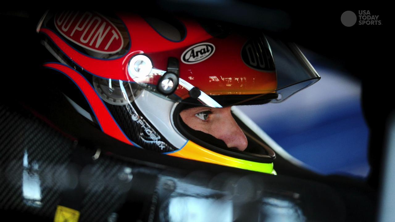 Jeff Gordon makes huge impression on racing fans