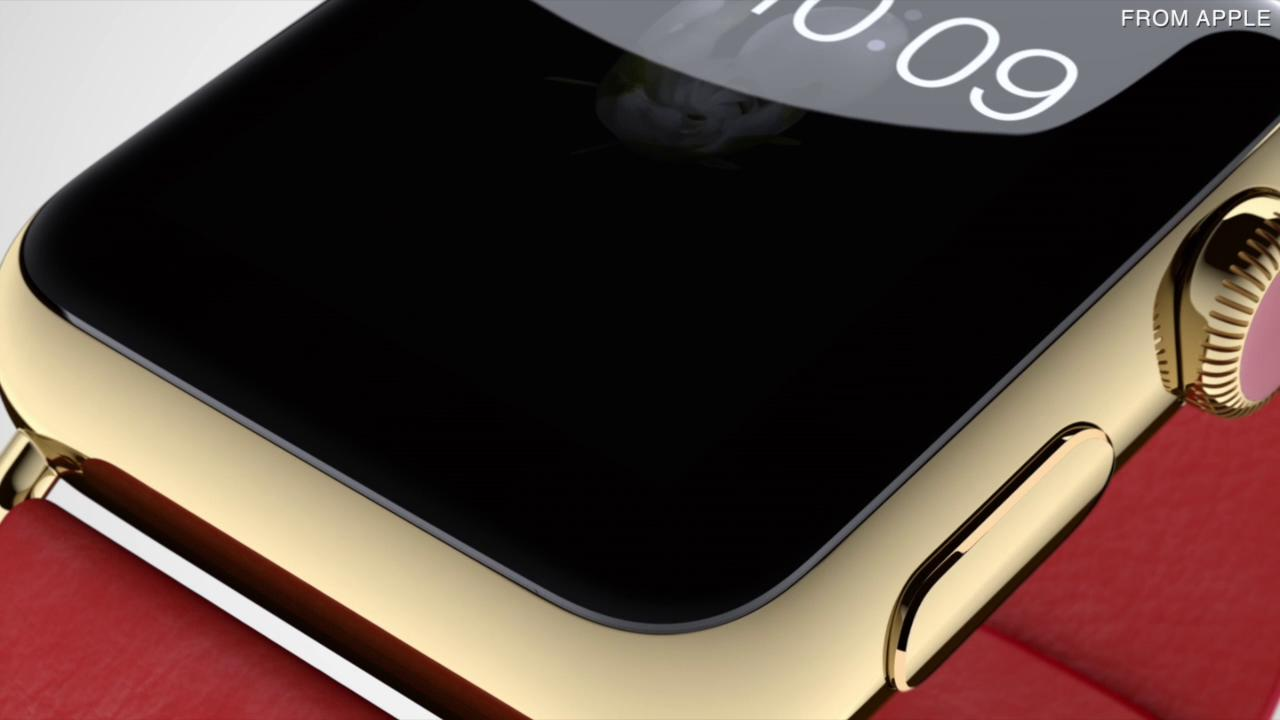 Would you pay $10,000 for a gold Apple Watch?