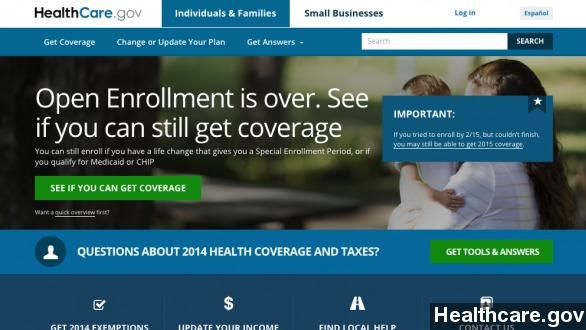 Obamacare enrollment extended until April