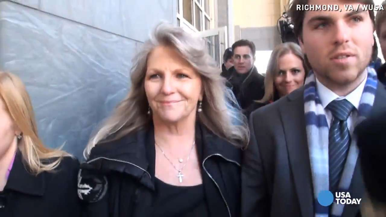 Maureen McDonnell sentenced to 1 year, 1 day