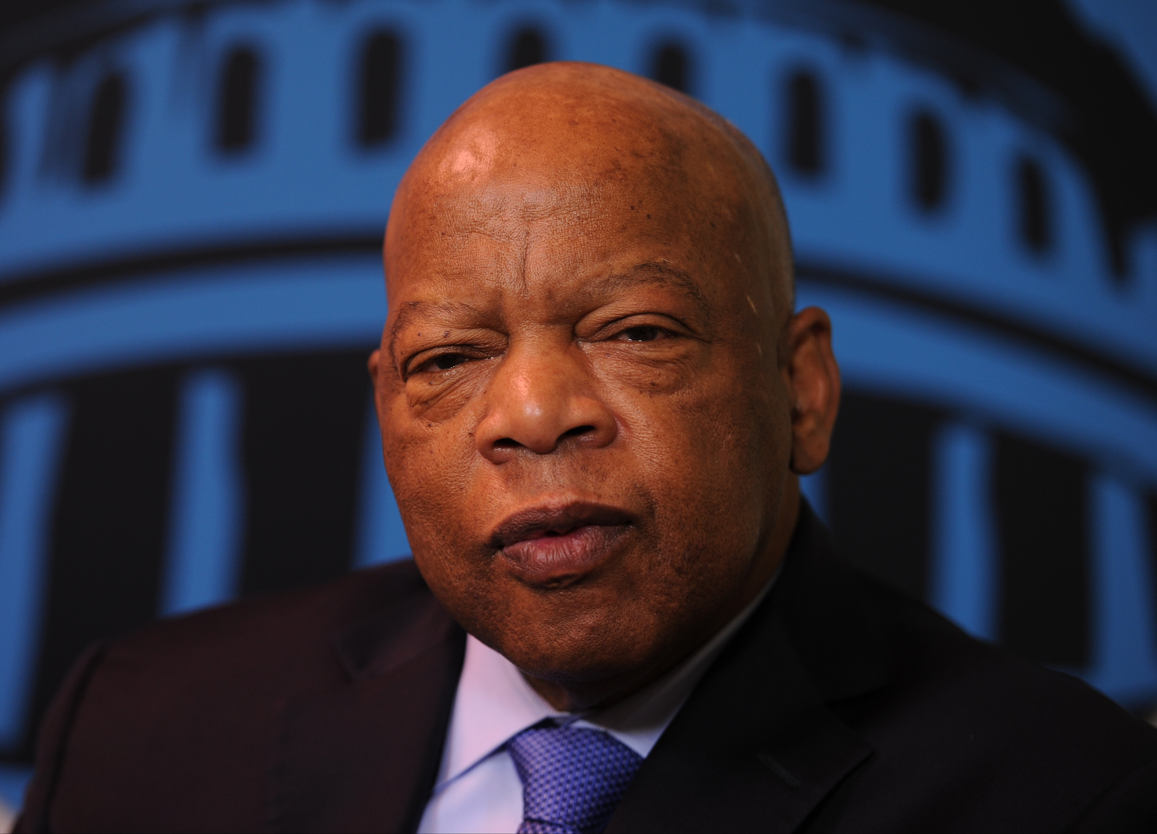50 years after Selma, John Lewis on unfinished business