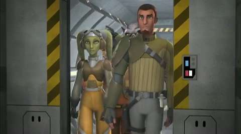Exclusive clip: Return of the Jedi in 'Star Wars Rebels'