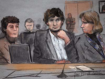 Boston prosecutors play to jurors' heartstrings