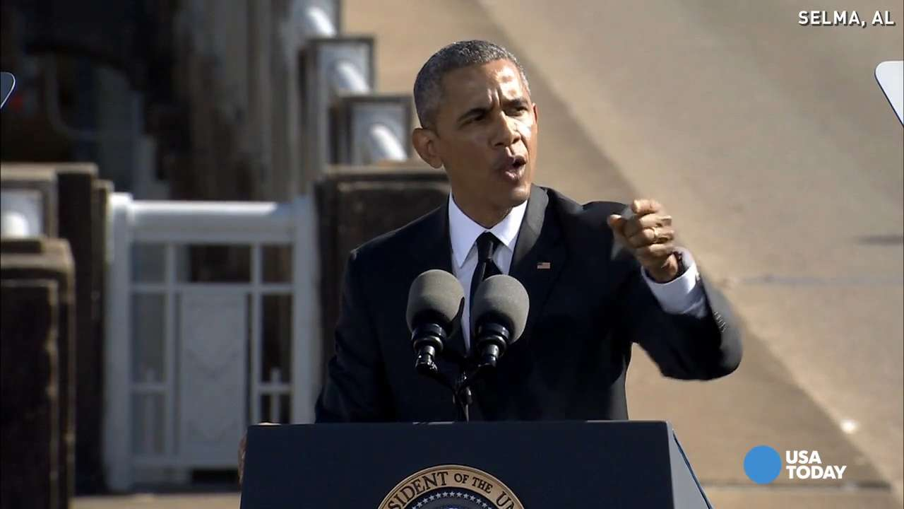 Obama: We must protect voting rights in America