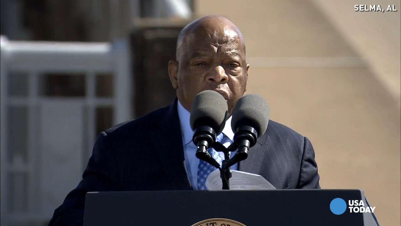 Rep. John Lewis: Selma renews and inspires us