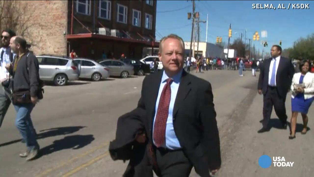 U.S. attorney still feels 'fierce urgency' of Selma