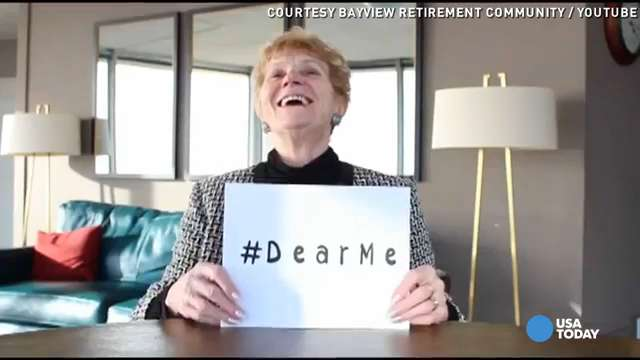 #DearMe: Seniors give advice to their younger selves
