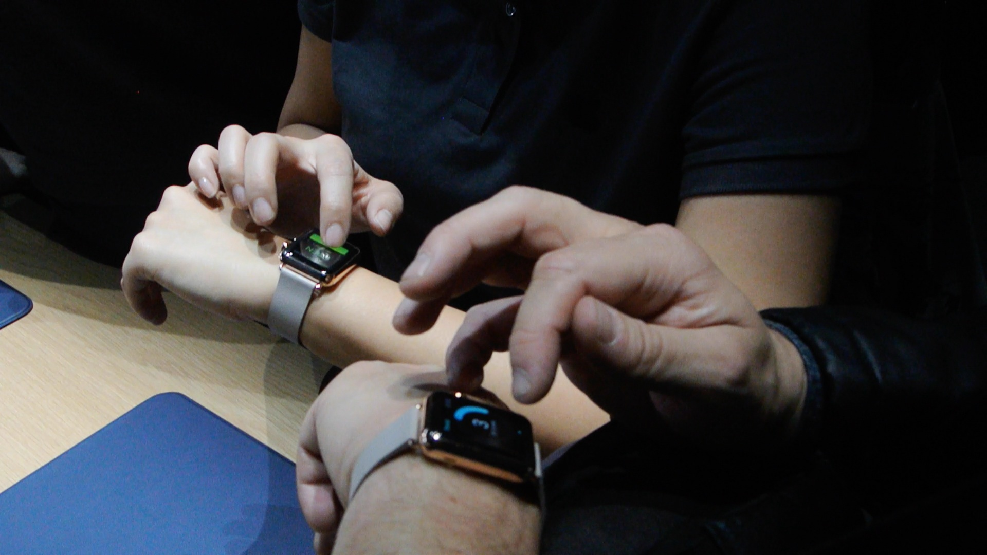 Apple Watch: We try one out