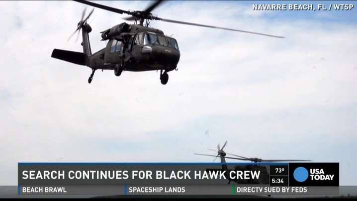 Did weather play a factor in Black Hawk crash?