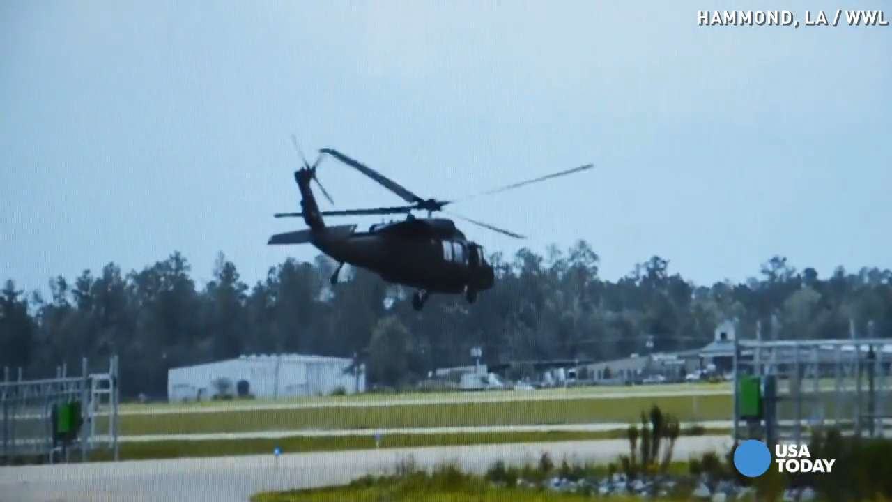 Black Hawk flight team in crash were highly experienced
