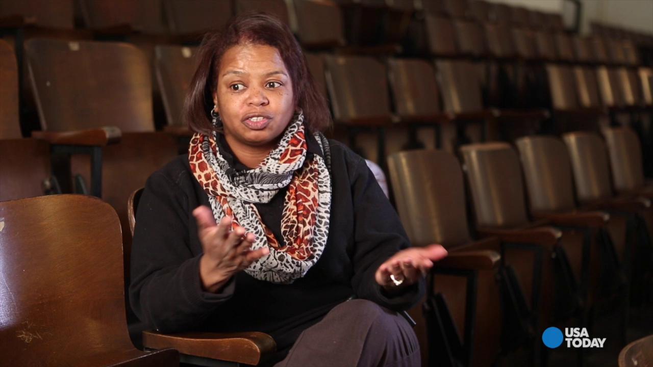 Starbucks partner Deidra Brister: 'We're just one generation trying to get along'