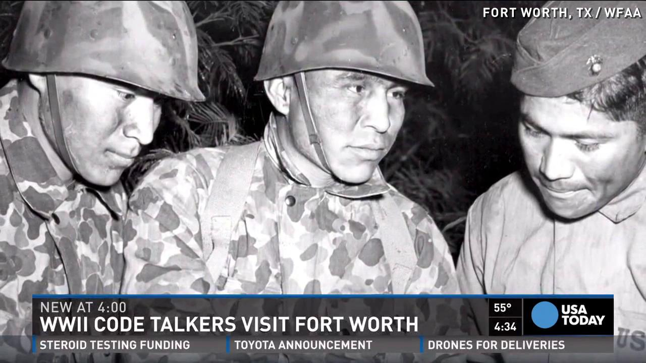 last navajo code talkers share their legacy