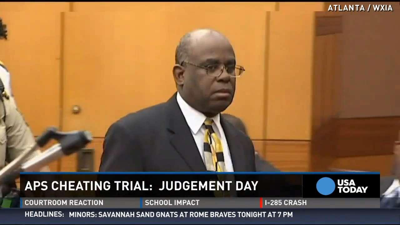 Atlanta Judge Urges Talks on Sentences in School Cheating Case
