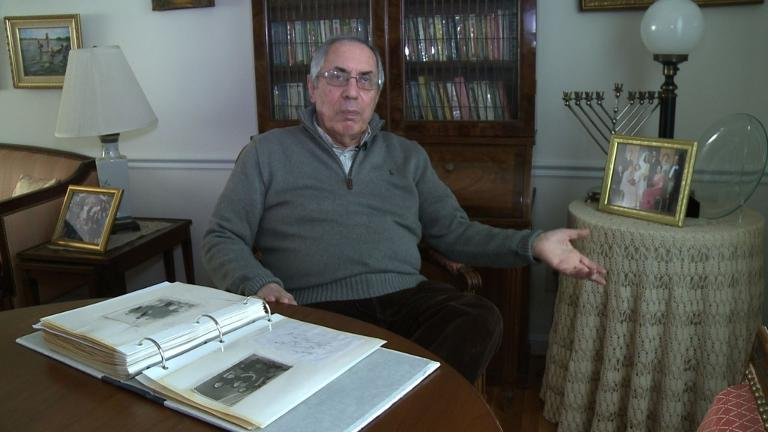 Voices of holocaust survivors fading, 70 years on