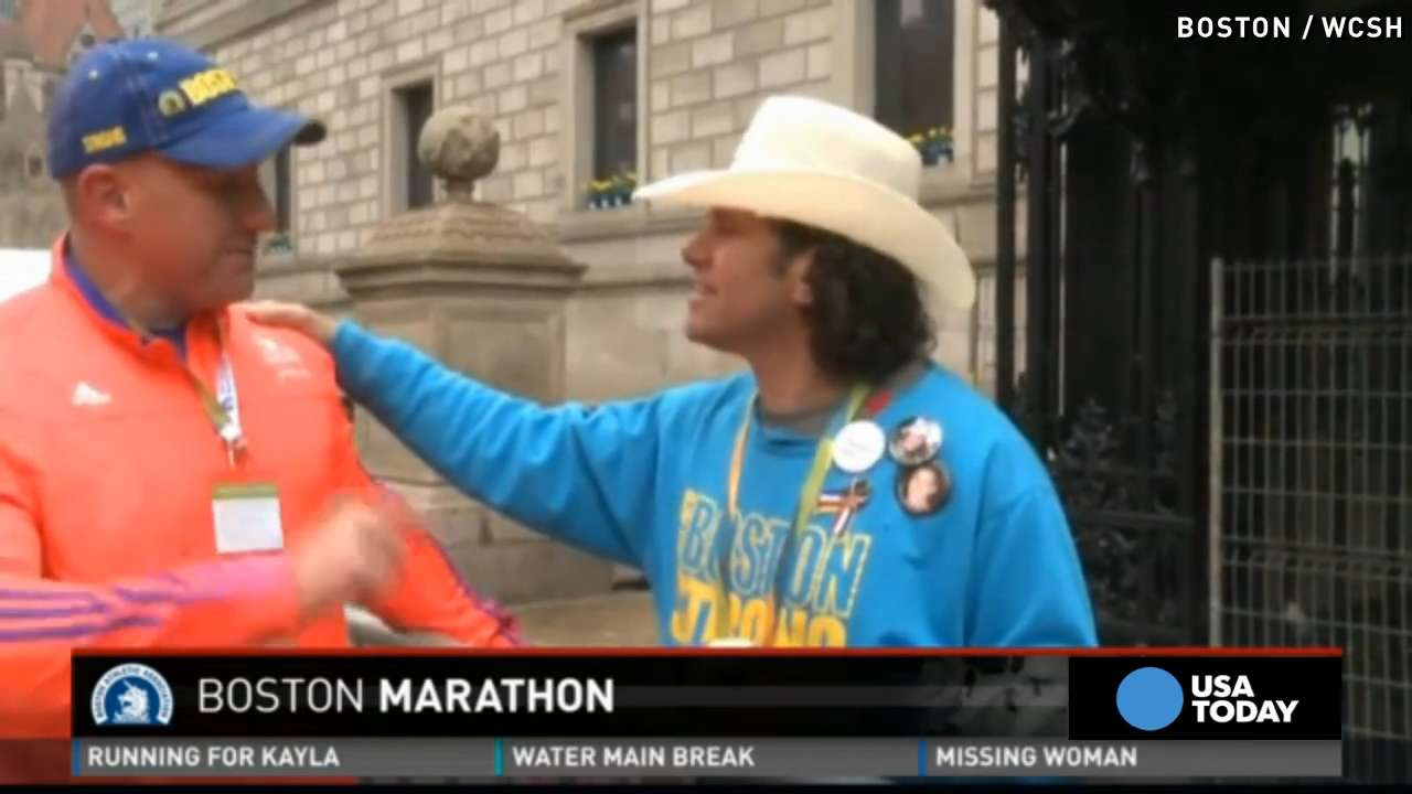 Boston Marathon runners, supporters ready to move on