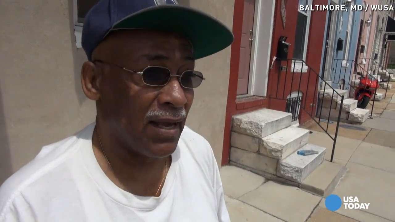 Witness said he heard Freddie Gray scream during arrest