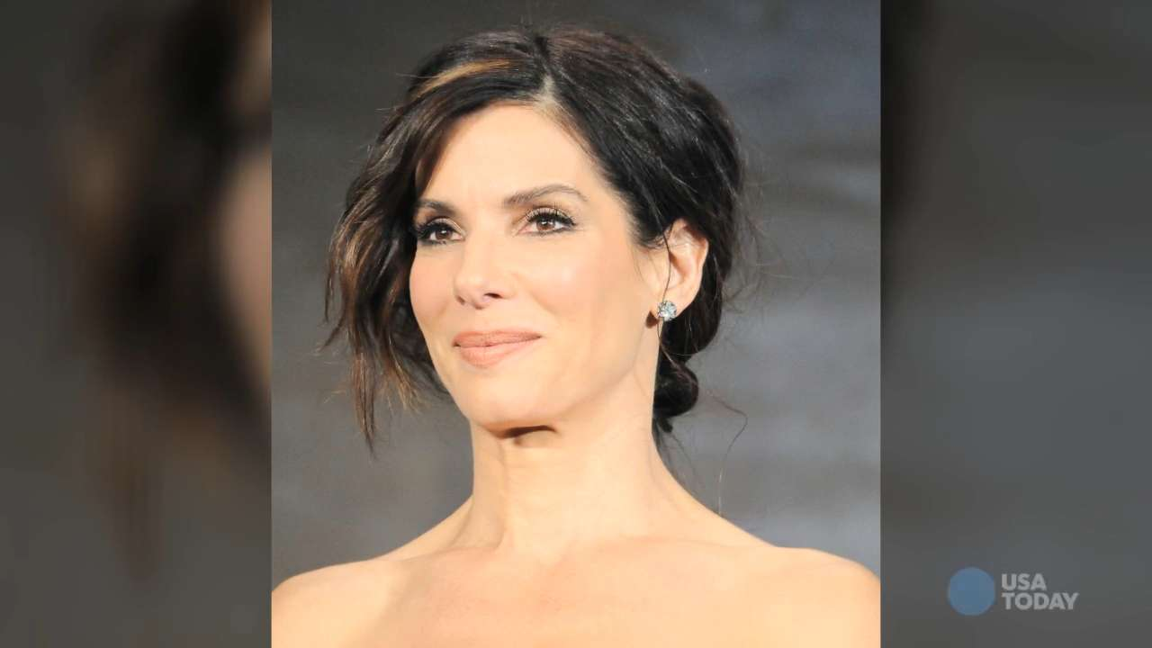 Sandra Bullock is 'People' magazine's most beautiful woman