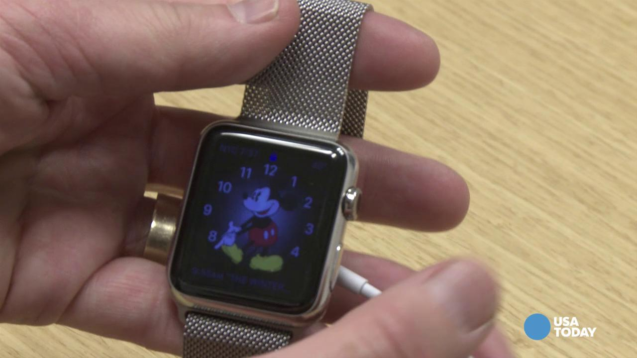 Power up with the Apple Watch