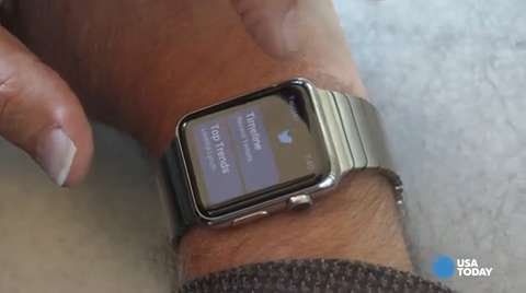 Apple Watch apps are here, and have growing pains