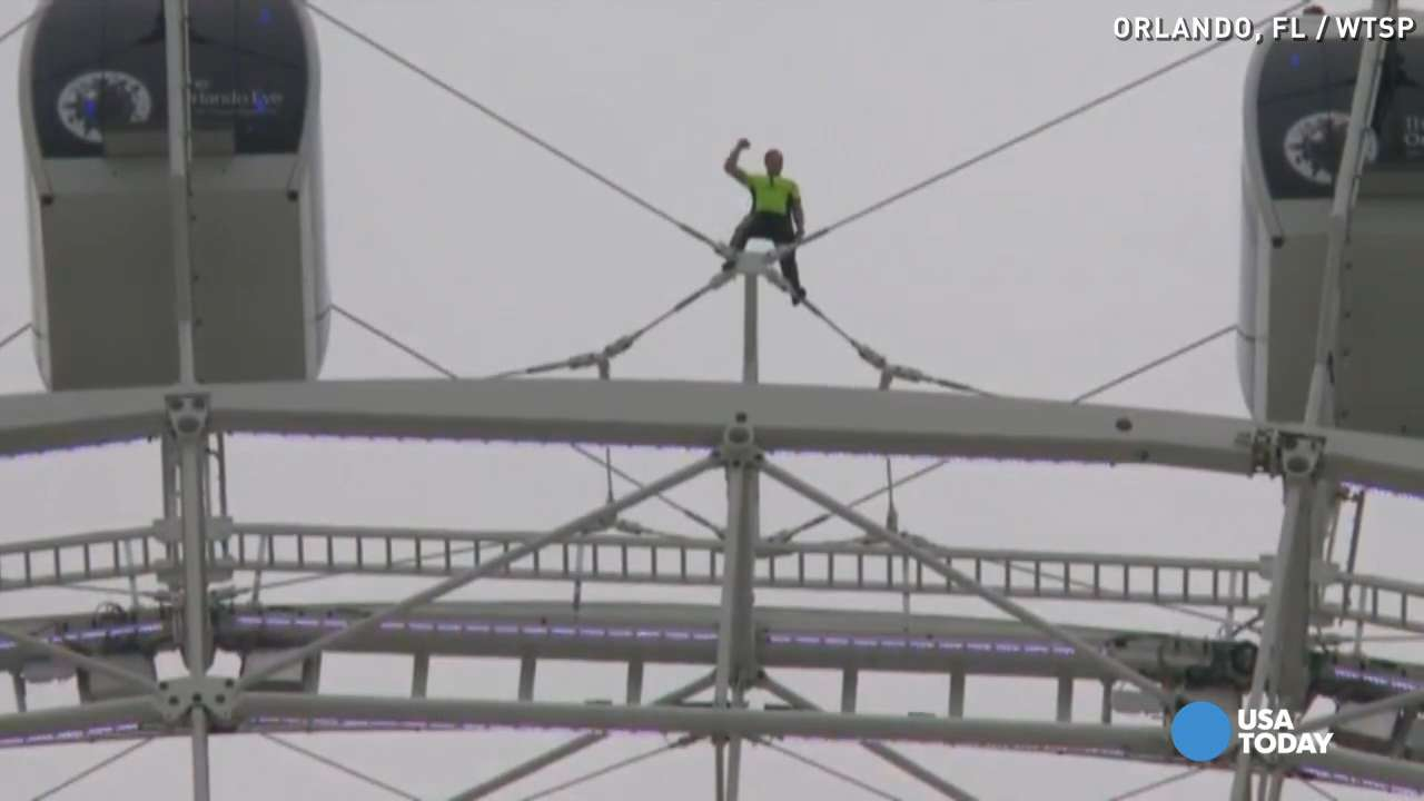5 injured in fall during high-wire act rehearsal