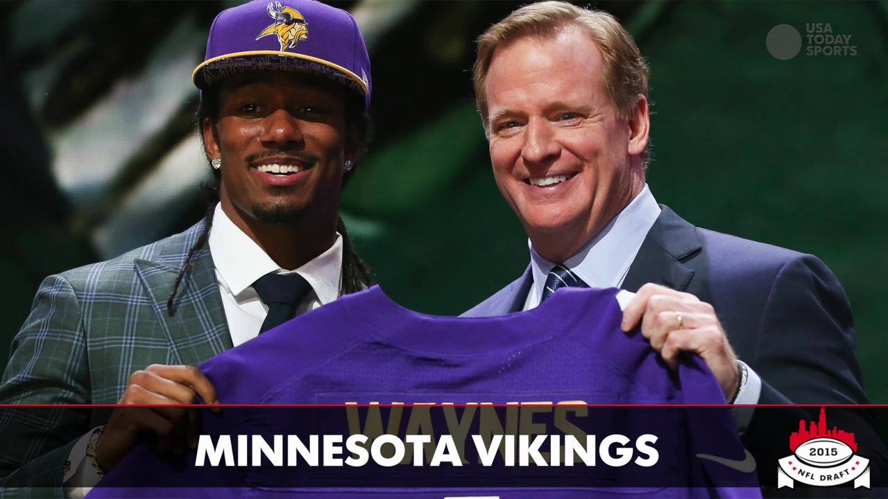 NFL draft winners: Falcons, Vikings get it right