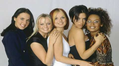 The Spice Girls reunited for a very special occasion, but someone was noticeably absent.