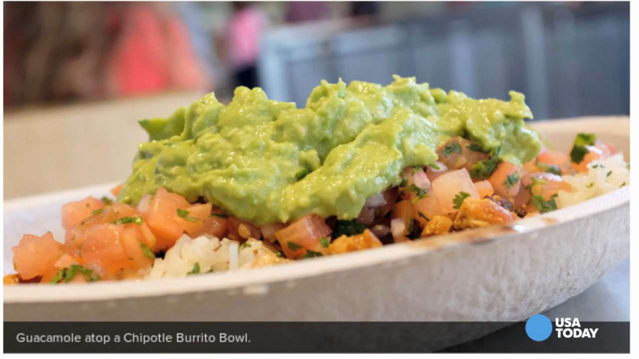 Make your own Chipotle guacamole, and never pay extra again