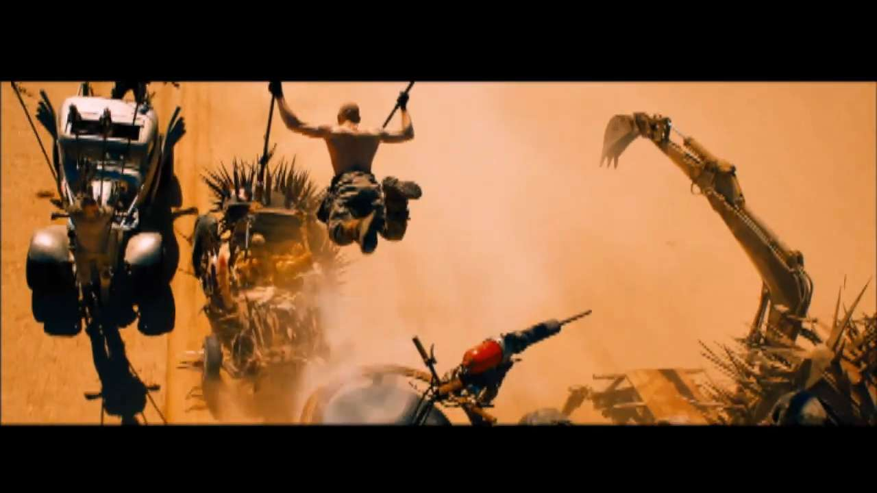 Trailer: 'Mad Max: Fury Road'