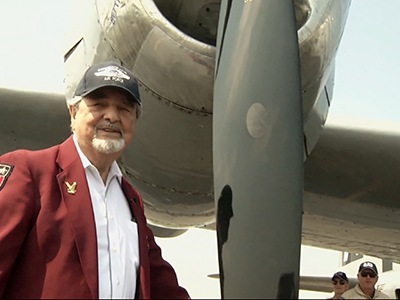 Vintage World War II planes to fly over DC