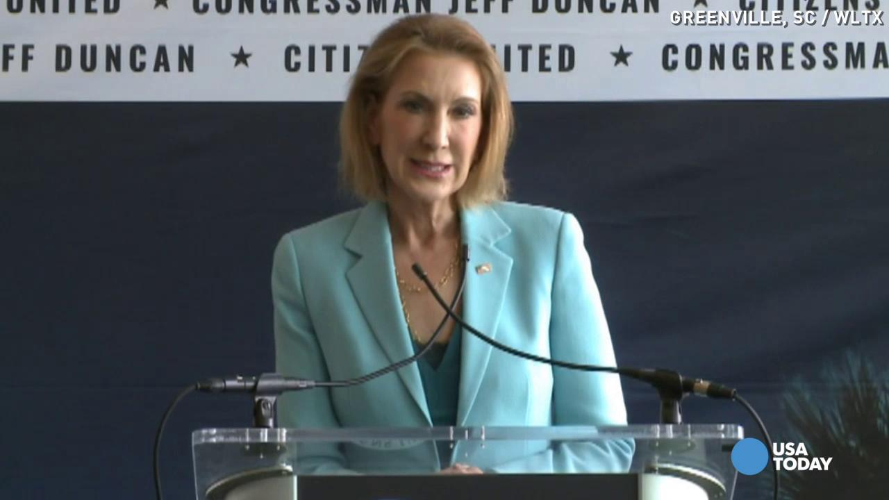 Carly Fiorina: We have no idea where our money is spent