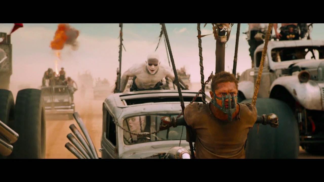 Immortan Joe and the War Boys ride in new 'Mad Max'