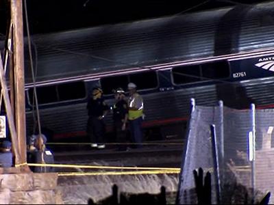 5 dead in train wreck confirms Philadelphia mayor