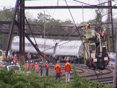 NTSB on Amtrak crash: 'It's a devastating scene'