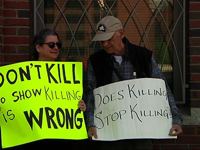 Mass. residents debate penalty for Tsarnaev
