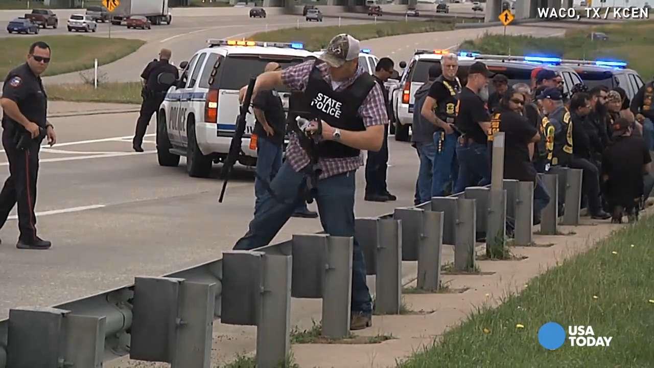 Twin Peaks closed after biker shootout, 192 arrested
