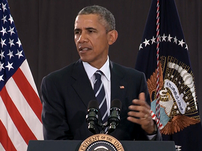 Obama restricts military gear to police