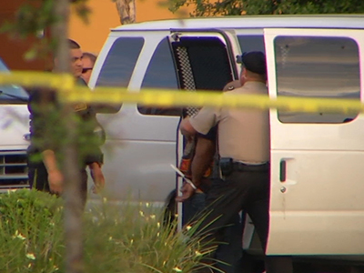 170 motorcycle gang members arrested in shootout