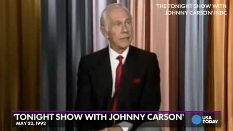 Image result for johnny carson host s the final tonight show