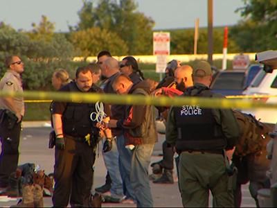 Police: Biker turf dispute erupted into shootout