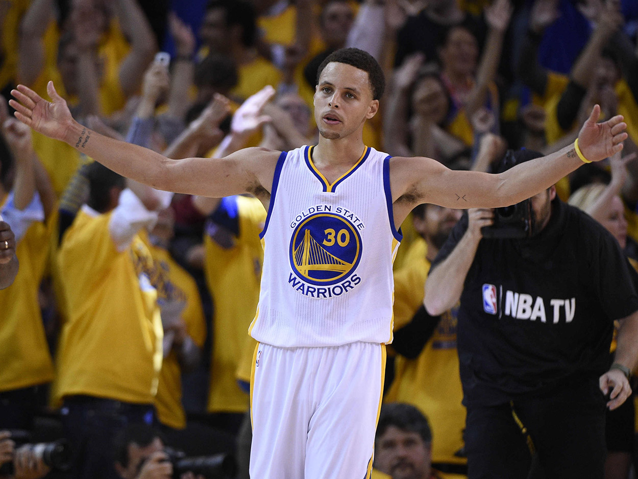 eebdfdd2c07 Stephen Curry spices up showdown with James Harden