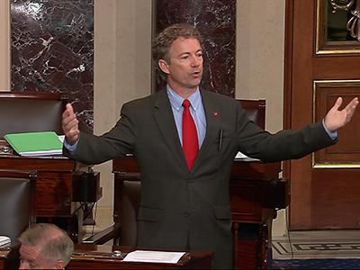 Senate blocks temporary NSA extensions