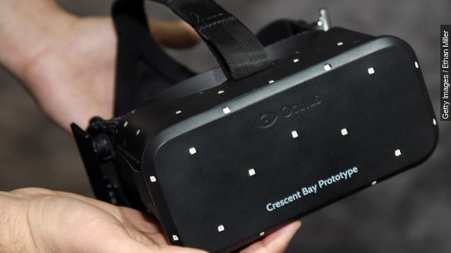 Did Oculus founder pull a Zuckerberg for his Kickstarter?