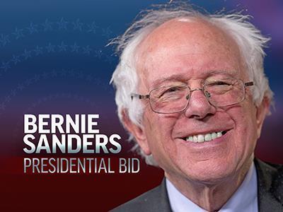 Bernie Sanders on 2016: 'Don't Underestimate Me'
