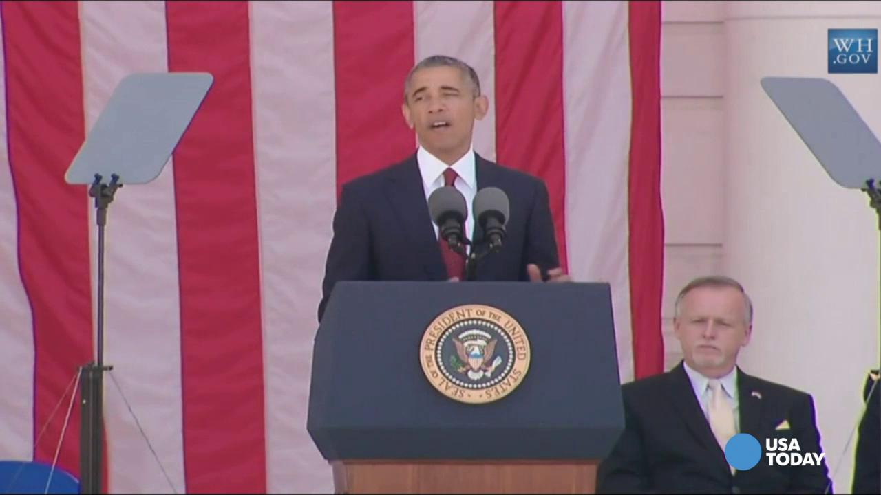 Obama: Most people don't understand military sacrifice
